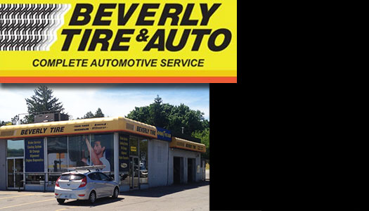 Beverly Tire & Auto in Dundas