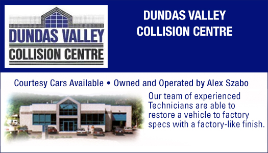 Dundas Valley Collision