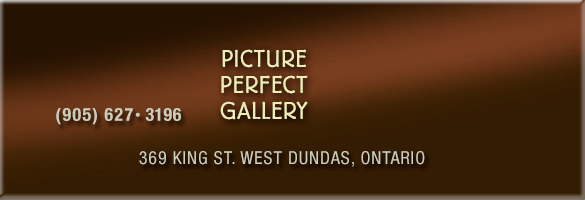 Picture Perfect Gallery DUndas Ontario