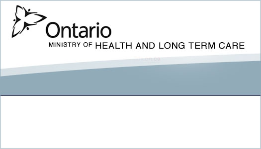 Ministry of Health and Long Term Care Link