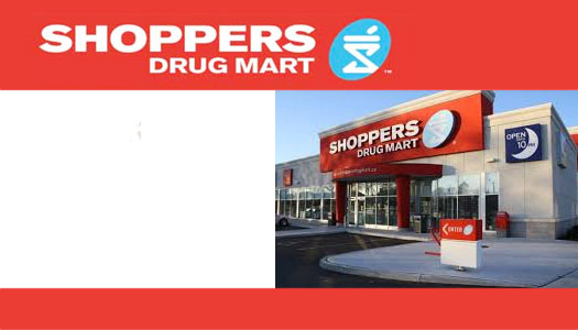 Shoppers Drug Mart at Univeristy Plaza in Dundas Ontario