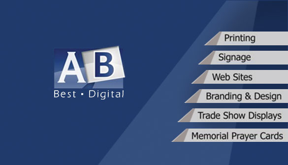 AB Best Printing, Copying and Graphic Services