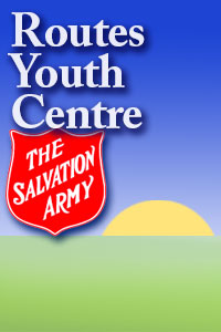 Routes Youth Centre In DUndas Ontario , Salvation Army Youth Drop In Centre